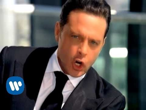 Luis Miguel Si Tu Te Atreves Video Oficial Youtube