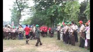 3rd International Scout Peace Jamboree - Part 1 Malacca Malaysia - 2008 Scouts Asean JamB DVD Movie.