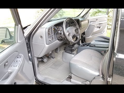 Project Daily Silverado Ep. 5: Interior Restoration - Console/Carpet/Mats/Steering Wheel