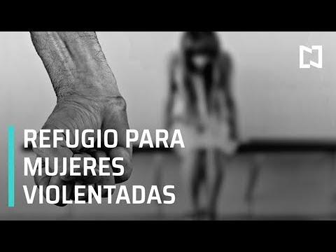 Refugio para mujeres víctimas de violencia extrema - Despierta con Loret