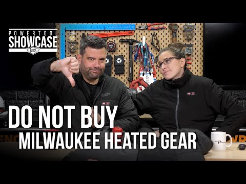 5 Reasons NOT TO BUY The New Milwaukee Tools M12 Heated Jackets