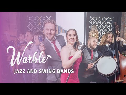 Jazz Bands & Swing Bands Available to Hire from Warble Entertainment Agency