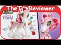 Zoomer Show Pony Robotic Pink Horse Pet Dance Instructions Unboxing Toy Review by TheToyReviewer
