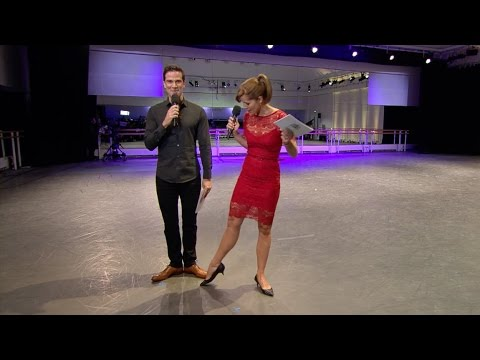 Darcey Bussell teaches the five basic foot positions of ballet