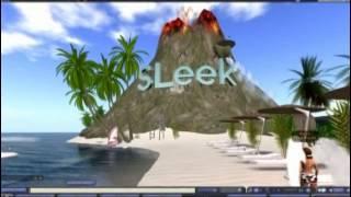 #08 Жизнь в виртуальностиSecond life,Sims 3,Red light center