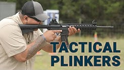 Four Great Tactical Plinkers for Your .22 LR Consideration