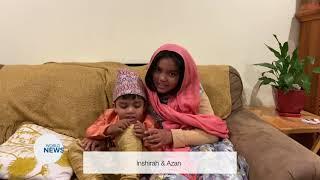 New Zealand children send Eid messages