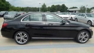 New 2017 Mercedes-Benz C-Class Lawrenceville NJ Hamilton, NJ #N170428