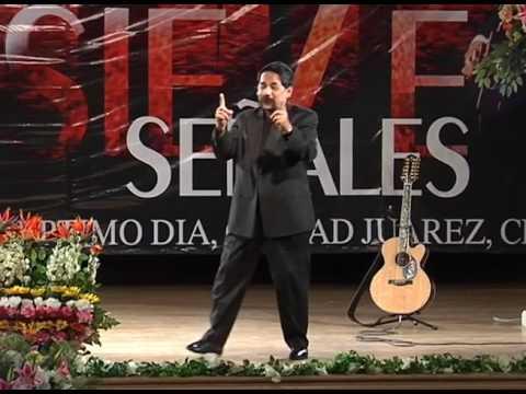 """""""La señal de su carácter"""" Pr. José Vicente Rojas"""