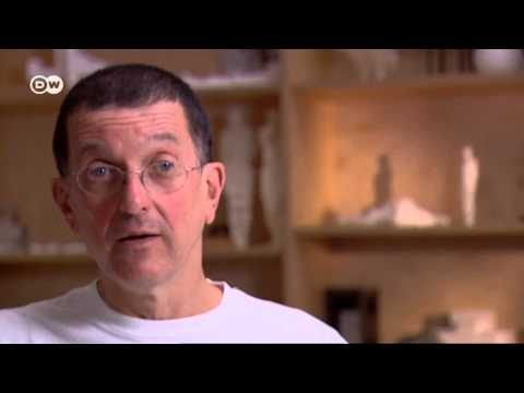 Der britische Bildhauer Antony Gormley   Euromaxx