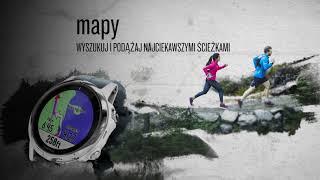 Video: Garmin Fenix 5 Plus Sapphire - urządzenie GPS - różne kolory