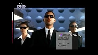 S.I.R. on Deluxe Music Commercial 02 - Disco Deluxe - Rihanna vs. Will Smith (2011)