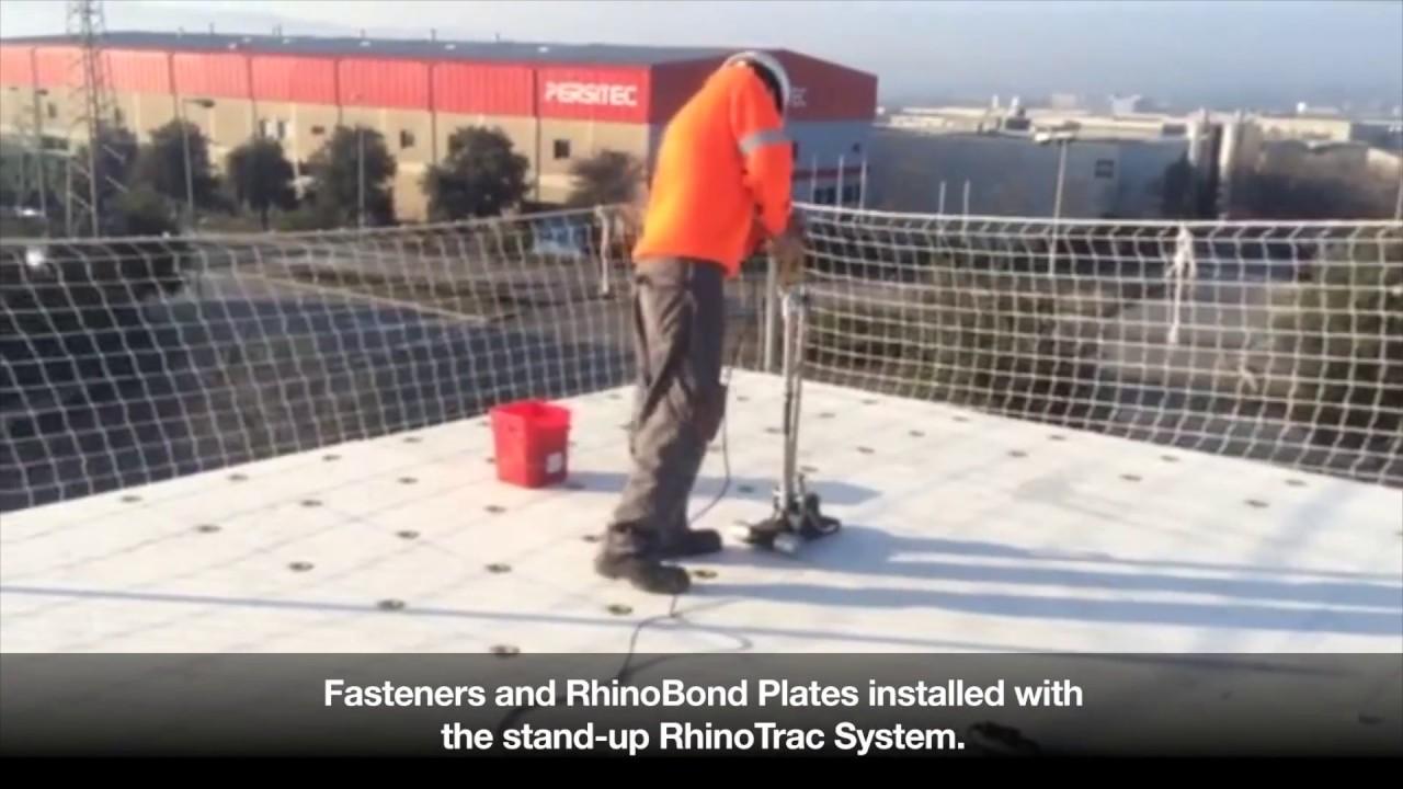 Rhinobond Saltoki Warehouse Omg Roofing Products Youtube