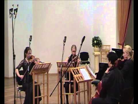 Бетховен  Квартет Оp.18 №4