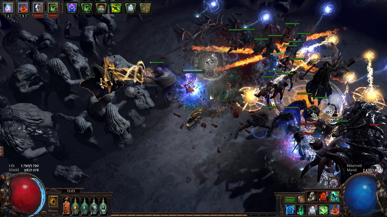 [3.2 BHC] T15 Elder - Burning Spectres