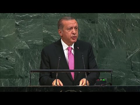 """Erdogan: """"We haven't received sufficient support from the int. community, especially the EU"""""""