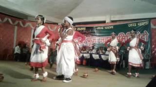 nagpuri dance sarhul program