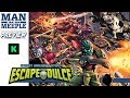 Escape from Dulce (Sentient Cow) Preview by Man Vs Meeple