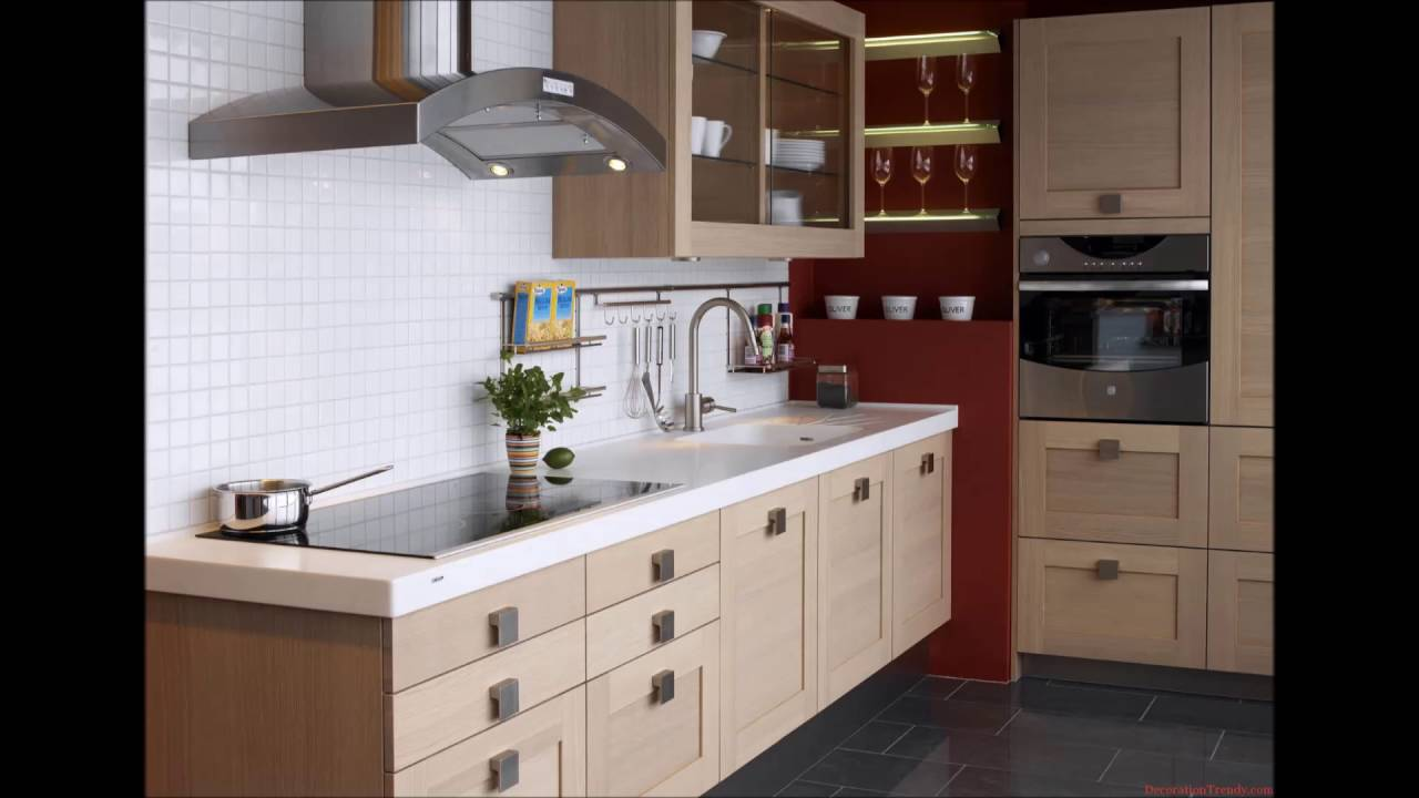simple small kitchen design ideas - youtube