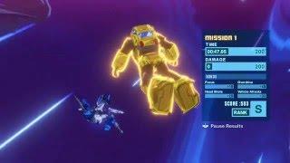 Gameplay de Transformers Devastation no Xbox Onevas