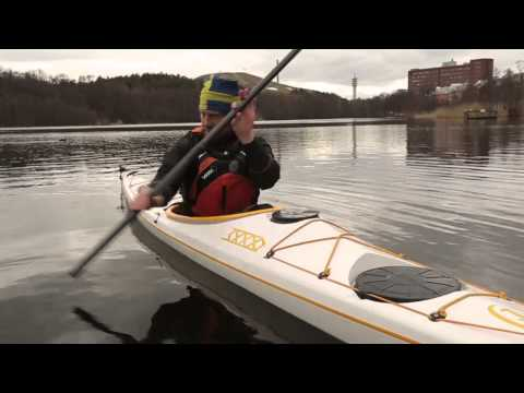 Paddelteknik med Kajaksidan.se
