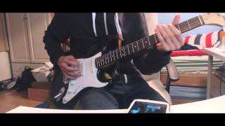 Supermassive Blackhole - Muse [Guitar Cover]