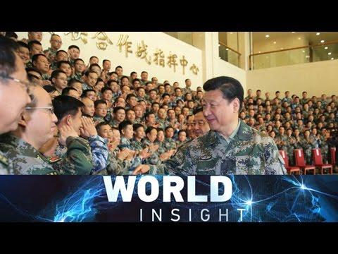 World Insight— China's military makeover; Beijing auto show 2016 04/28/2016