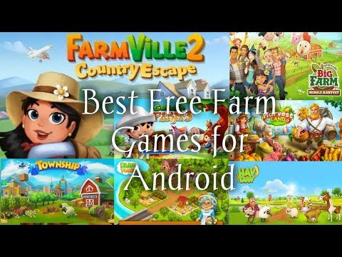 8 Best Free Farm Games For Android