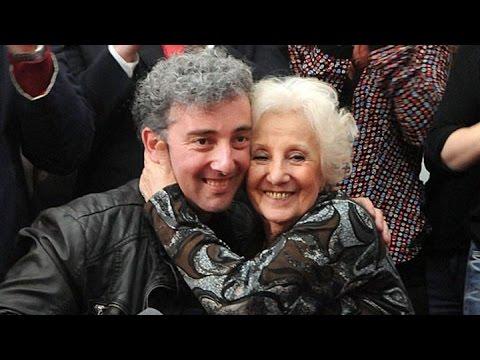 """Ignacio Montoya Carlotto: """"A Estela no la miro por televisión, tomo mate con ella pero como abuela"""""""