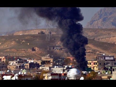 Turkey Intensifies Attacks On Kurdish PKK... And Civilians