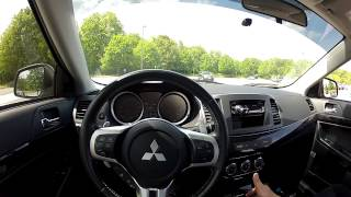 lancer ralliart launch control