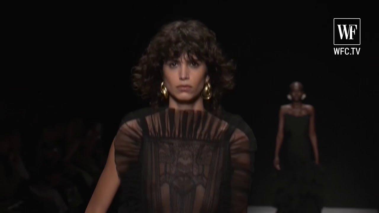 Alberta Ferretti FW 20-21 Milan Fashion week