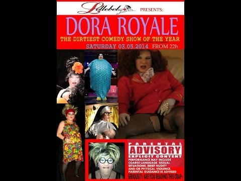 Dora Royale - You're My Mate Medley (Lellebel 2014)