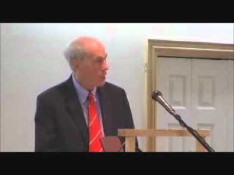 Luddy speech on his work as entrepreneur