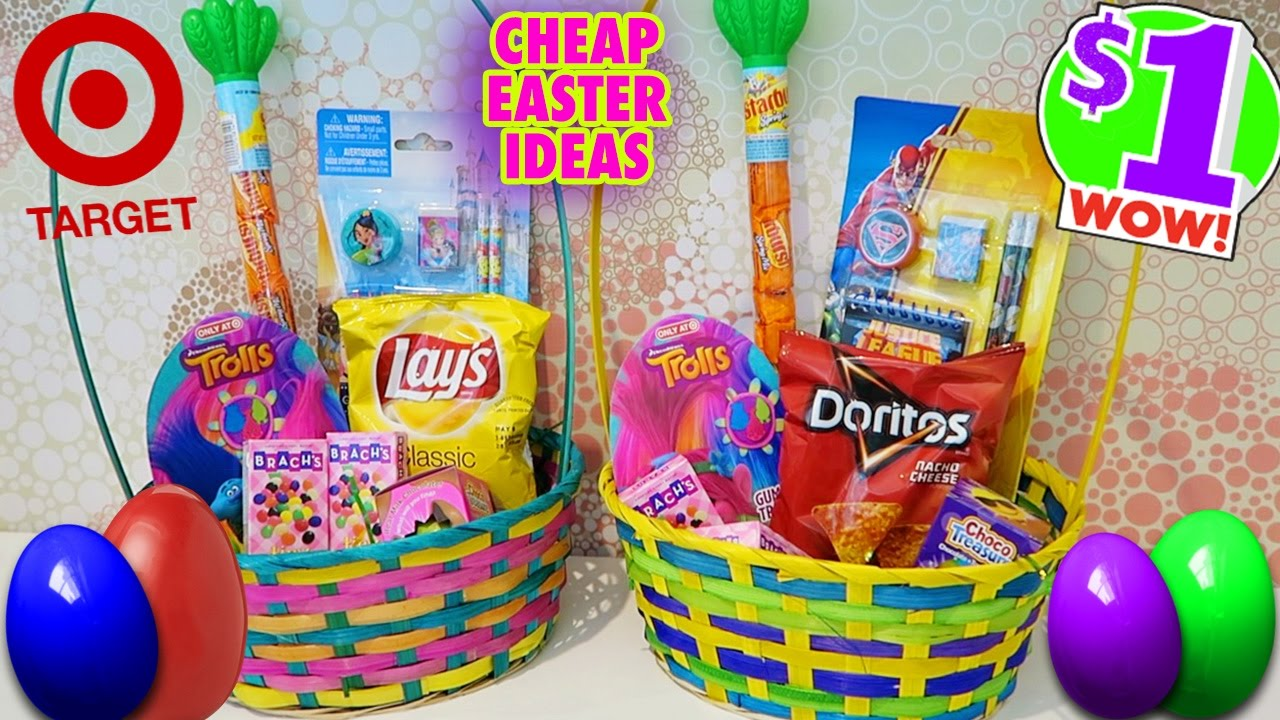Dollar store easter basket 2017 boy girl diy youtube dollar store easter basket 2017 boy girl diy negle Image collections