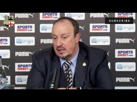 Rafa Benitez Post Match (Newcastle United 2 QPR 2) #FordeHaveMercy