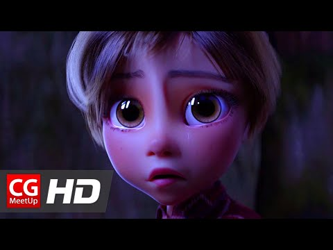 "CGI Animated Short Film: ""Firefly"" By Matthias Strasser 