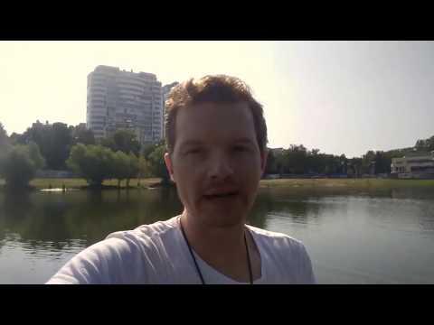 Пробы воды из реки Кубань в Краснодаре