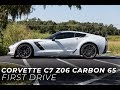 2018 Chevrolet Corvette C7 Z06 Carbon 65: First Drive