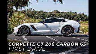 2018 Chevrolet Corvette C7 Z06 Carbon 65: First Drive