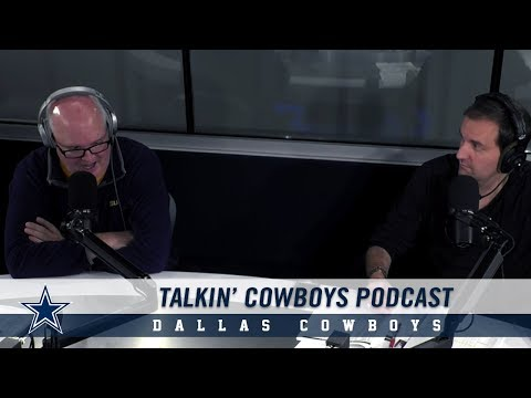 Talkin' Cowboys: Final Predictions vs. Jaguars | Dallas Cowboys 2018