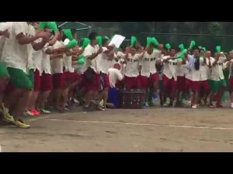 市船体育祭🎵やんちゃな野球部応援📣