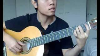 Chiếc lá mùa đông - guitar