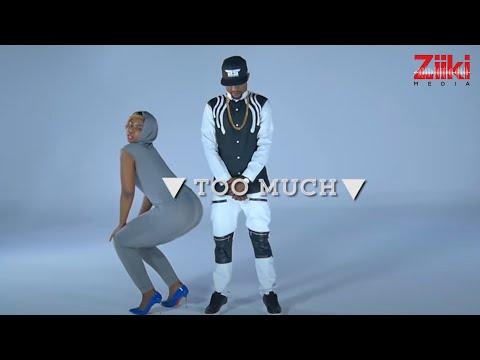 Darassa - Too Much ( Official Music Video)