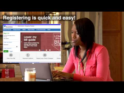Manage Your Dominion Energy Account Online