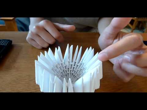 3D Origami Swan - YouTube - photo#41