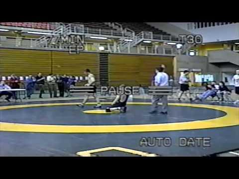 2004 Canada West Championships: 76 kg Dan Dupuis (SASK) vs. Curt McKinnon (MAN)
