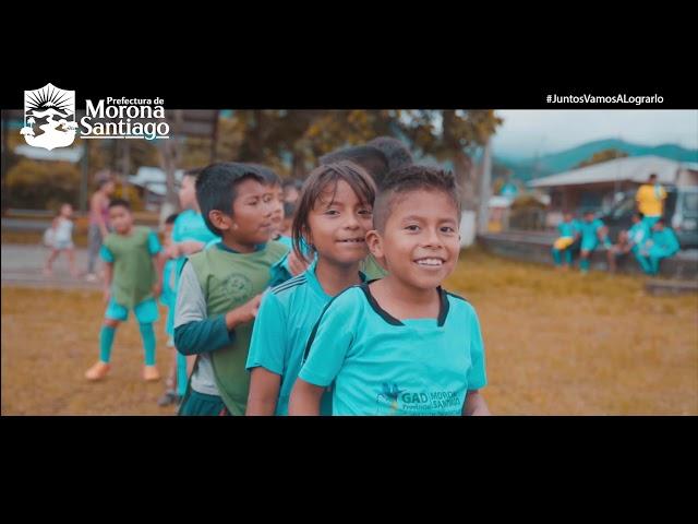Nueva Marca Corporativa 2019-2023 / Prefectura de Morona Santiago