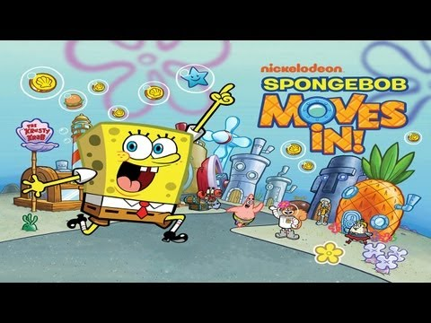 Official SpongeBob Moves In Cutscene Trailer
