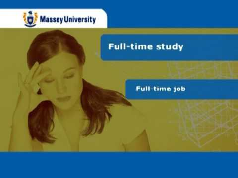 Time Management | Massey University